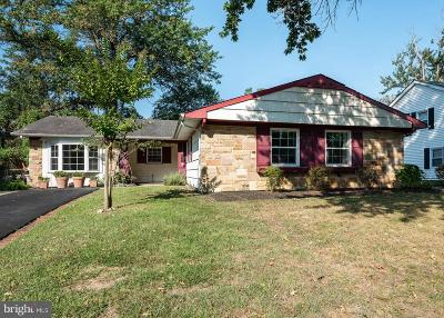 Bowie Single Family Home For Sale: 2902 Belair Drive