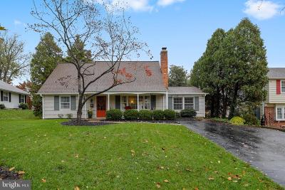 Bowie Single Family Home Active Under Contract: 3013 Savoy Lane