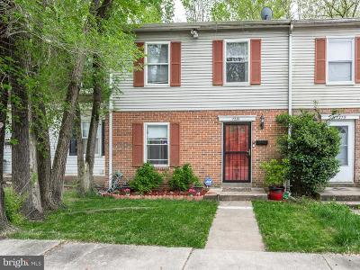 Fort Washington Condo For Sale: 7281 Wood Hollow Terrace