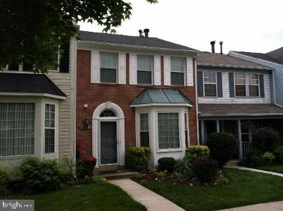 Bowie Rental For Rent: 924 Lake Overlook Drive