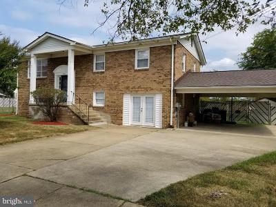 Prince Georges County Single Family Home For Sale: 2100 Scott Key Drive
