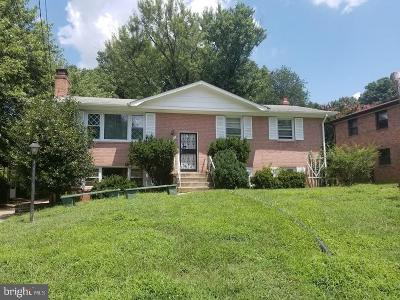 Fort Foote, Fort Washington, Friendly, Friendly Farms, Friendly Hills, North Fort Foote, South Fort Foote Rental For Rent: 2804 Cricklewood Drive