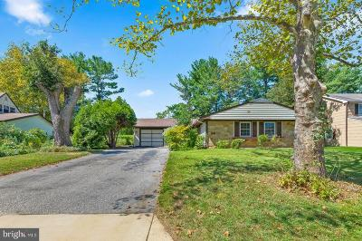 Bowie Single Family Home For Sale: 3916 Winchester Lane