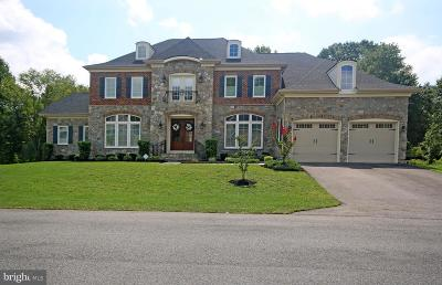 Upper Marlboro Single Family Home For Sale: 13316 Mary Bowie Pkwy