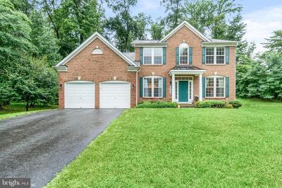 Fort Washington Single Family Home For Sale: 8909 Nancy Lane