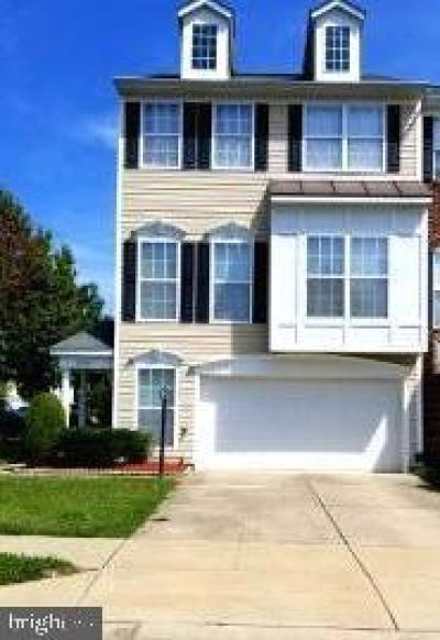 Upper Marlboro Townhouse Under Contract: 1220 Blue Wing Terrace