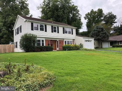 Bowie Single Family Home For Sale: 12505 Scarlet Lane
