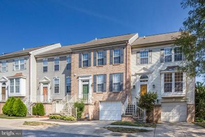 Bowie Townhouse For Sale: 11306 Southlakes Drive