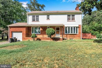 Brandywine Single Family Home For Sale: 14310 Brandywine Road
