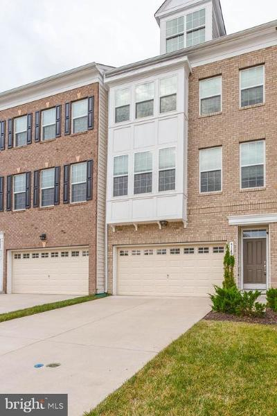 Upper Marlboro Townhouse For Sale: 4115 Winding Waters Terrace