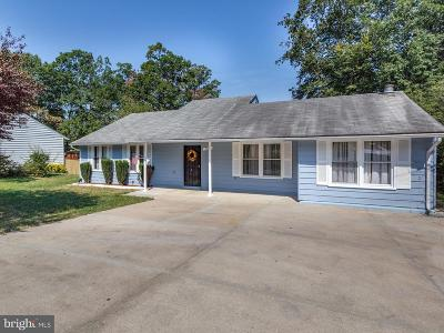 Laurel Single Family Home For Sale: 8606 Contee Road