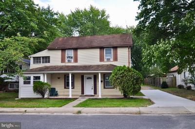 Laurel Single Family Home For Sale: 820 West Street