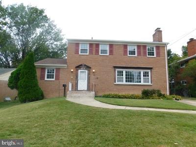 College Park, Greenbelt Single Family Home For Sale: 9212 Davidson Street