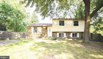 Bowie Single Family Home For Sale: 13008 Old Chapel Road