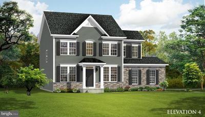 Lanham Single Family Home For Sale: Tbd Hubble Drive #NEWBURY