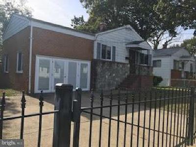 Prince Georges County Single Family Home For Sale: 6123 Osborn Road
