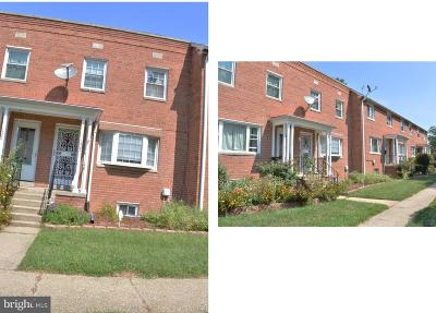 Hyattsville Condo For Sale: 7982 Riggs Road