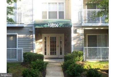 Upper Marlboro Condo For Sale: 13800 Farnsworth Lane #5301