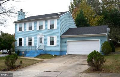 Upper Marlboro Single Family Home For Sale: 17234 Brookmeadow Lane