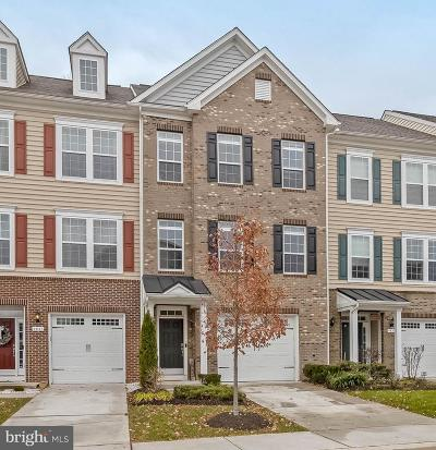 Upper Marlboro Townhouse For Sale: 4841 Forest Pines Drive