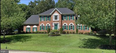 Glenn Dale Single Family Home For Sale: 11506 Dyrham Lane