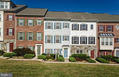 Laurel Townhouse For Sale: 14816 Hardcastle Street