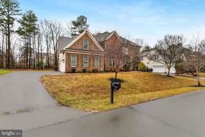 Upper Marlboro Single Family Home For Sale: 14305 Dormansville Boulevard