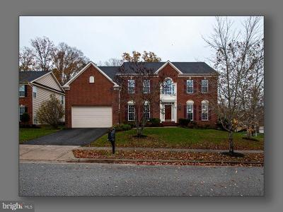 Upper Marlboro Single Family Home For Sale: 5224 Derby Manor Lane