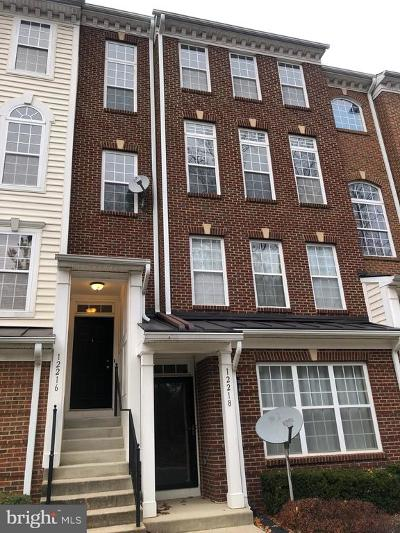 Upper Marlboro Townhouse For Sale: 12216 Open View Lane #610
