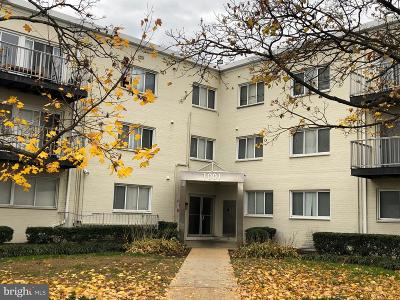 Hyattsville Condo For Sale: 1001 Chillum Road #312