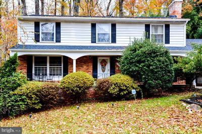 Upper Marlboro Single Family Home For Sale: 11900 N Marlton Avenue