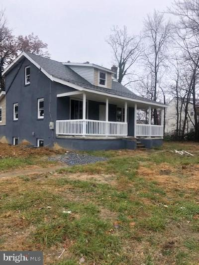 Single Family Home For Sale: 7021 Allentown Road