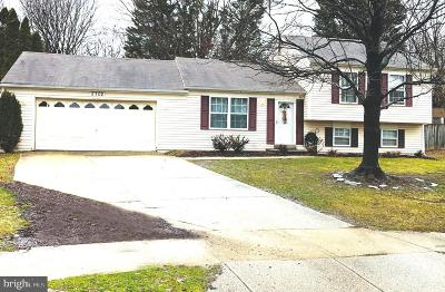 Bowie Single Family Home Temporarily Off Market: 2702 Accent Court