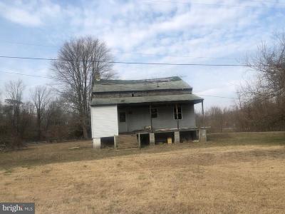Upper Marlboro Single Family Home For Sale: 6002 Robert Crain Highway SE