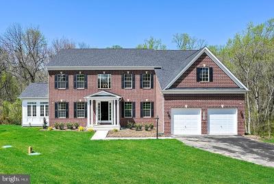 Upper Marlboro Single Family Home For Sale: 9055 Trumps Hill Road