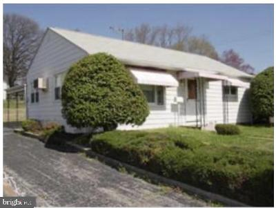 Laurel Single Family Home Temporarily Off Market: 1009 Marton Street