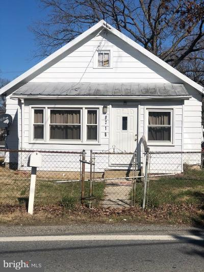Upper Marlboro Single Family Home Temporarily Off Market: 9218 Darcy Road