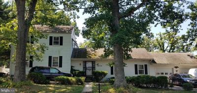 Hyattsville Single Family Home For Sale: 4102 70th Avenue