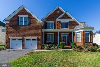 Upper Marlboro Single Family Home For Sale: 4505 Bridle Ridge Road