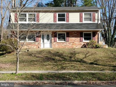 Upper Marlboro Single Family Home Temporarily Off Market: 3904 Bishopmill Drive