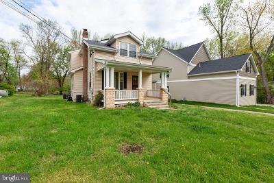 Glenn Dale Single Family Home Temporarily Off Market: 10904 Prospect Hill Road