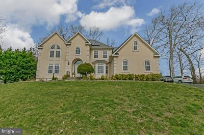 Upper Marlboro Single Family Home Temporarily Off Market: 6713 Rolling Hill Court