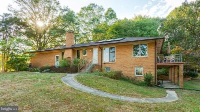 Upper Marlboro Single Family Home For Sale: 14608 Saint Thomas Church Road