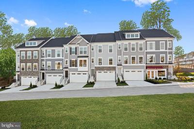 Upper Marlboro Townhouse For Sale: 2656 Sierra Nevada Avenue