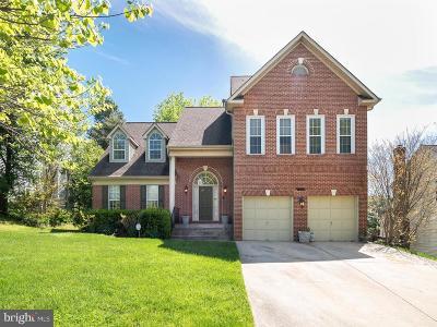 Upper Marlboro Single Family Home Temporarily Off Market: 4808 Ashford Place