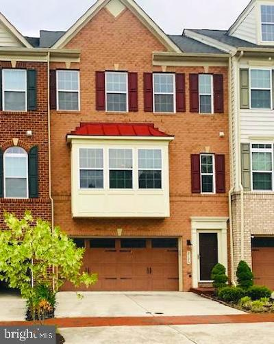 Upper Marlboro Townhouse For Sale: 2126 Turleygreen Place