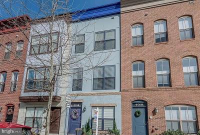 Hyattsville Townhouse Temporarily Off Market: 4558 Longfellow Street