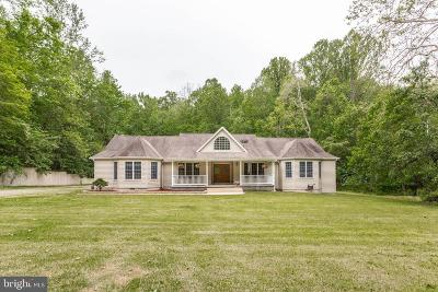 Upper Marlboro Single Family Home For Sale: 9615 Croom Road