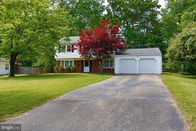 Bowie Single Family Home For Sale: 12606 Crimson Court