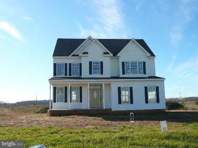 Cecil County, Dorchester County, Kent County, Queen Annes County, Somerset County, Talbot County Single Family Home For Sale: Grange Hall Road
